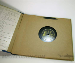 vintage record album sets book format sleeves