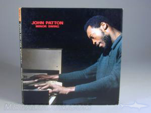 custom LP packaging cd vinyl  blue note