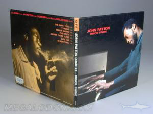 custom cd lp packaging blue note vinyl