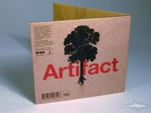 specialty digipak fiberboard paper cd packaging dvd disc