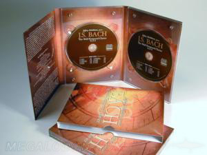 slipcase digipak set dvd two disc packaging