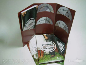 tall multidisc jacket 4 cd dvd set notebooks his and hers