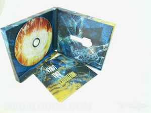 multidisc set packaging  book dvd digi book 2 disc double swinging sleeve
