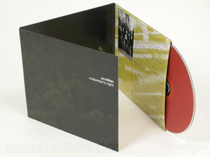 custom cd jacket LP 6pp packaging