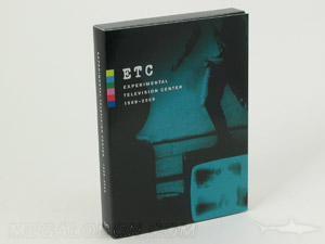 box set velcro tab cd dvd disc set