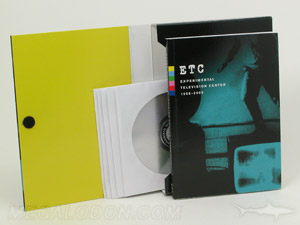 velcro tab cd dvd multidisc set packaging