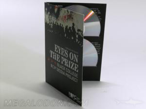 custom cd jacket 2 - 4 disc set tall jacket packaging