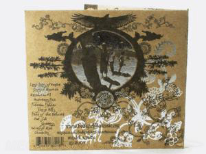 silver foil fiberboard jacket cd dvd packaging