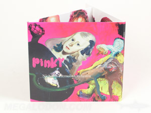 custom cd 6pp jacket lp packaging
