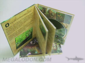 tall dvd book hardbound inner pages