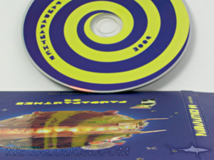 digipak spot gloss matte lamination close up
