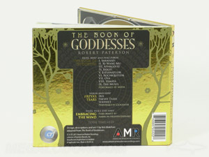 gold foil stamping cd dvd book packaging