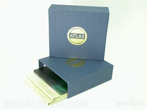 gold foil stamping cd set packaging special printing effects