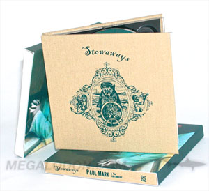 deluxe box sets cd vd packaging leather vinyl wrap multidisc set