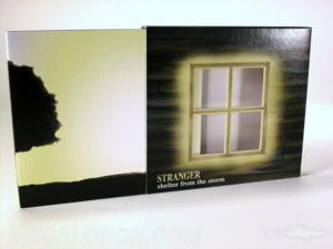 die cut cd slipcase packaging window holes