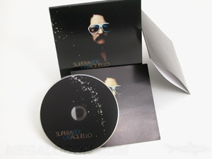 cd slipcase oversized cd jacket LP