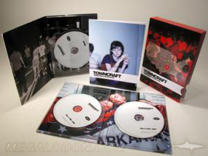 multidisc digipak set 4 disc multi volume slipcase set