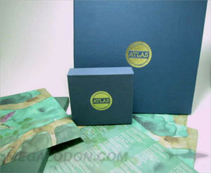deluxe box sets linen wrapped cd vinyl sets