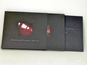 digipak uncoated matte paper slipcase set