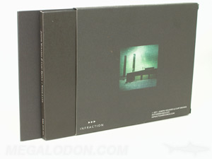uncoated paper book digipak set packaging