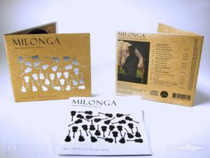 silver foil stamping fiberboard cd packaging special printed packaging discs