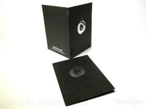 silver foiling dvd fiberboard packaging special printing effects