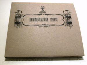 digipak fiberboard paper recycled eco friendly packaging