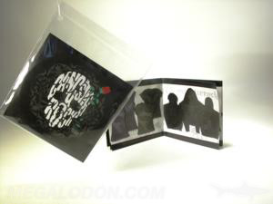 cd hangtag packaging cd jacket sleeve