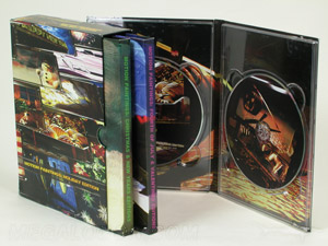 digipak set multidisc dvds slipcase