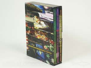 multidisc slipcase set dvd case 3 volume set