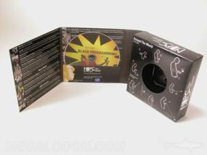 multidisc set packaging multi volume digipaks