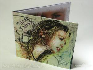 cd jacket 6pp trifold packaging
