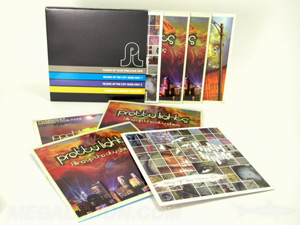 custom jacket multidisc set 4 discs slipcase