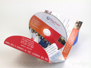 dvd pop up packaging velcro tab closure