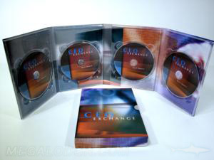 digipak cd vd multidisc set slipcase