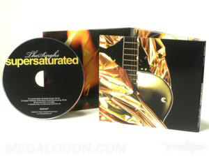 gold metallic ink printing cd dvd usb video vinyl packaging