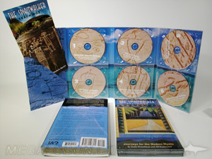 digipak cd set slipcase multidisc <empty>