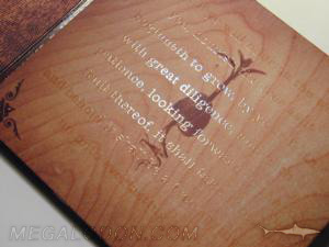 spot gloss letters cd digipak wood tone artwork matte lamination