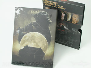 dvd slipcase matte lamination spot uv gloss tall
